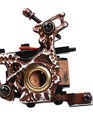 Недорогие -8 Wrap Катушки Железный сплав линейных машина татуировки