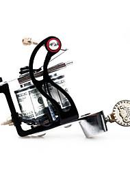 Недорогие -8 Wrap Катушки Железный Пуля машины татуировки Shader Gun