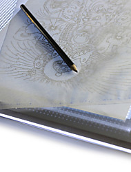cheap -Dragonhawk® Tattoo Supply Ultra Thin Tracing Table Pad A3 Led Tattoo Light