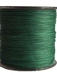 cheap -45 60Lb 500M Pe Braid Green Fishing Line