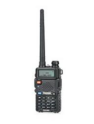 """Недорогие -besttone BST-uv5r 1,5 """"ЖК-двухдиапазонная двойной дисплей портативной рации 5W / FM-радио - черный"""