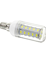 cheap -LED Corn Lights 1680 lm E14 36 LED Beads SMD 5730 Cold White 220-240 V / #