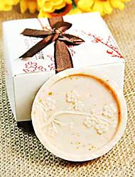 Недорогие -Свадебный подарок Мини Сакура Мыло 32g