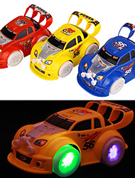 cheap -Electric Sports Car with Light & Music Educational Toys(Random Color)