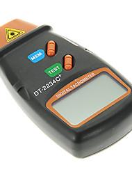 Недорогие -Цифровой лазерный фотография Тахометр бесконтактного RPM Tach метр скорости двигателя Датчик США