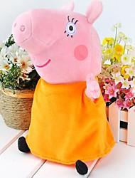 """Недорогие -Новый горячий Peppa Свинья Мама плюшевые куклы мягкая игрушка Peppa Свинья 30cm/11.7 """"Подарок Кукла"""