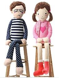 Недорогие -LeGou 115см Pretty Girls & Мальчики мягкую игрушку (Assoeted цветов)