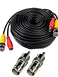 Недорогие -Кабели 150 Feet Video Power Cable for CCTV Surveillance System для Безопасность системы 5000cm 0.7kg
