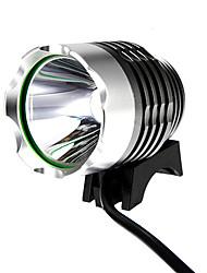 Недорогие -Налобные фонари Светодиодная лампа Cree® XM-L T6 1 излучатели 900 lm 3 Режим освещения Многофункциональный