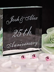 cheap -Cake Topper Floral Theme Classic Theme Crystal Wedding Anniversary Birthday Bridal Shower Quinceañera & Sweet Sixteen Baby Shower with