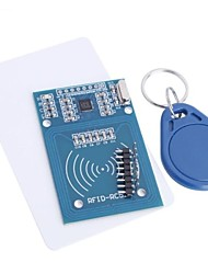 cheap -Rfid-Rc522 Rfid Module Rc522 Kits S50 13.56 Mhz 6Cm With Tags Spi Write & Read For Raspberry Pi