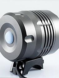 Недорогие -3 Налобные фонари Велосипедные фары Светодиодная лампа Cree® XM-L T6 5 излучатели 6000/4000 lm 3 Режим освещения с зарядным устройством Водонепроницаемый Перезаряжаемый