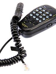 Недорогие -yaesu mh-48a6j ручной микрофон с цифровыми кнопками для внутренней связи ft-7800r / ft-8800r / ft-8900r - черный