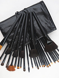 cheap -Professional Makeup Brushes Makeup Brush Set 32pcs Goat Hair / Pony / Synthetic Hair Makeup Brushes for Makeup Brush Set / Artificial Fibre Brush / Goat Hair Brush / Pony Brush