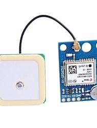 cheap -GY-GPS6MV1 GPS APM2.5 Module with Antenna - Deep Blue (3~5V)
