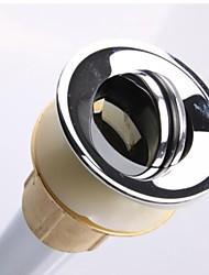 cheap -Contemporary Brass Chrome Water Drain