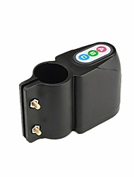 cheap -Bike Bike Alarm Lock Motorbike Anti-Theft Cycling Alarm Audible Sound Loud Security MTB Steal Lock