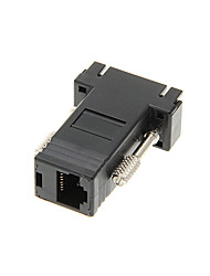 cheap -VGA MIRJ 45 Female and RJ45 Port Adaptor