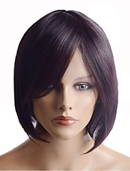 cheap -Capless Long High Quality Synthetic Straight Blonde Hair Wig Bobo Wig