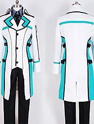 preiswerte -Inspiriert von Cosplay Cosplay Anime Cosplay Kostüme Japanisch Cosplay Kostüme Patchwork Langarm Mantel Hosen T-shirt Für Herrn