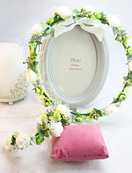 cheap -Silk Headwear / Wreaths with Floral 1pc Wedding / Special Occasion Headpiece