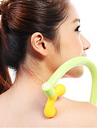 cheap -Back Massagers Manual VibrationRelieve general fatigue / Helps fight insomnia / Relieve back pain / Relieve neck and shoulder pain /