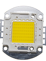 cheap -ZDM 1PC DIY 60W 6000-7000LM  Naturally White 4000-4500K  Light Integrated LED Module (DC33-35V 1.5A) Street Lamp for Projecting Light  Gold Wire Welding of Copper Bracket