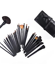 cheap -Professional Makeup Brushes Makeup Brush Set 32pcs Goat Hair / Synthetic Hair for Makeup Brush Set / Goat Hair Brush