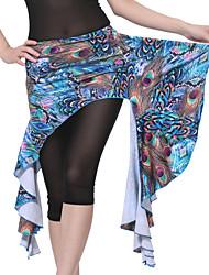 cheap -Belly Dance Skirt Women's Performance Silk