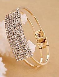 cheap -Lucky Doll Women's Diamond Twist Bracelet