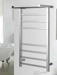 cheap -Towel Bar Contemporary Stainless Steel 1 pc - Hotel bath Towel Warmer