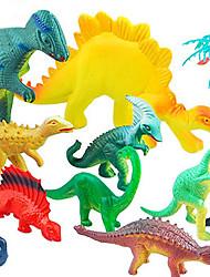 cheap -Action Figure Model Building Kit Dinosaur Rubber Plush Boys' Girls' Toy Gift