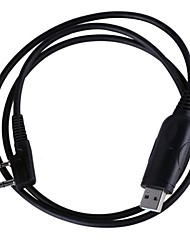 Недорогие -UB кабель для программирования для Walkie Talkie Baofeng baiton Wouxun quanheng и многого другого
