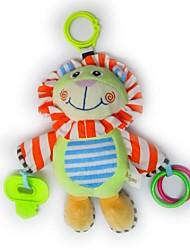 cheap -Babyfans ™ Baby Cute Lion Cartoon Shaped Stuffed Toys