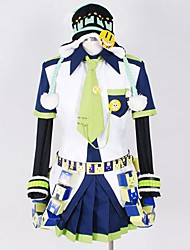 cheap -Inspired by Dramatical Murder Noiz Video Game Cosplay Costumes Cosplay Suits Patchwork Shirt Top Waist Accessory Costumes