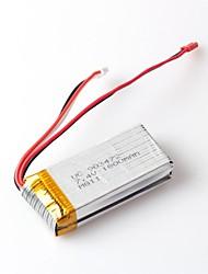 Недорогие -WL игрушки аксессуаров 7,4 1800mAh JSJ подключаемые 2s 30c батареи липо для WL l959/l979 4WD RC хобби багги автомобиля