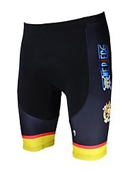 Недорогие -ILPALADINO Муж. Велоспорт Шорты Нижняя часть Дышащий 3D-панель Ультрафиолетовая устойчивость Виды спорта Пэчворк Полиэстер Одежда Одежда для велоспорта