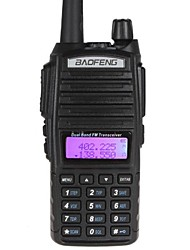 cheap -Baofeng UV-82L Handheld  Dual Band 1800mAh  Two Way Radio Ham Handheld Walkie Talkie with Dual PTT