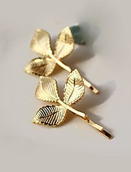 cheap -Women's Chic & Modern Elegant & Luxurious Elegant Alloy Hairpins Hair Charms Party Evening Daily