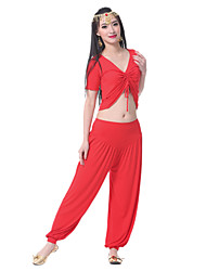 cheap -Belly Dance Outfits Women's Performance Mercerized Cotton