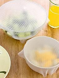 Недорогие -Прозрачный пластик Питание Сохранение Обложки 2PCS