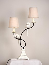 cheap -2 Novelty Table Lamp , Feature for with Painting Use Switch