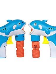 abordables -dauphins modèle soufflage jouets à bulles (couleur aléatoire)