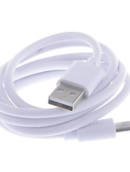 cheap -USB to Micro USB  Data / Charging  Cable for Samsung / HTC / Nokia (100cm)