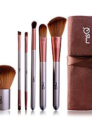 cheap -Professional Makeup Brushes Makeup Brush Set 6pcs Goat Hair / Synthetic Hair Makeup Brushes for Makeup Brush Set