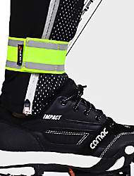 Недорогие -Nuckily Светоотражающая полоска / отражатели безопасности Безопасность / Регулируется для Бег / Велосипедный спорт