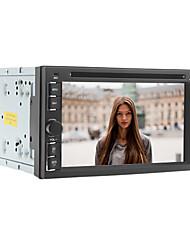 Недорогие -TH8987NA 6.2 дюймовый 2 Din Windows CE В-Dash DVD-плеер Встроенный Bluetooth / iPod / Выход для сабвуфера для Универсальный Поддержка