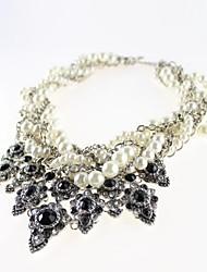 cheap -Women's Fashion Pearl Necklace