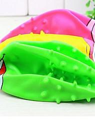 Недорогие -надувные смайлик мяч (случайный цвет)