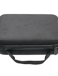 cheap -highpro protective eva camera storage bag case for gopro hd hero3 3 2 black size m